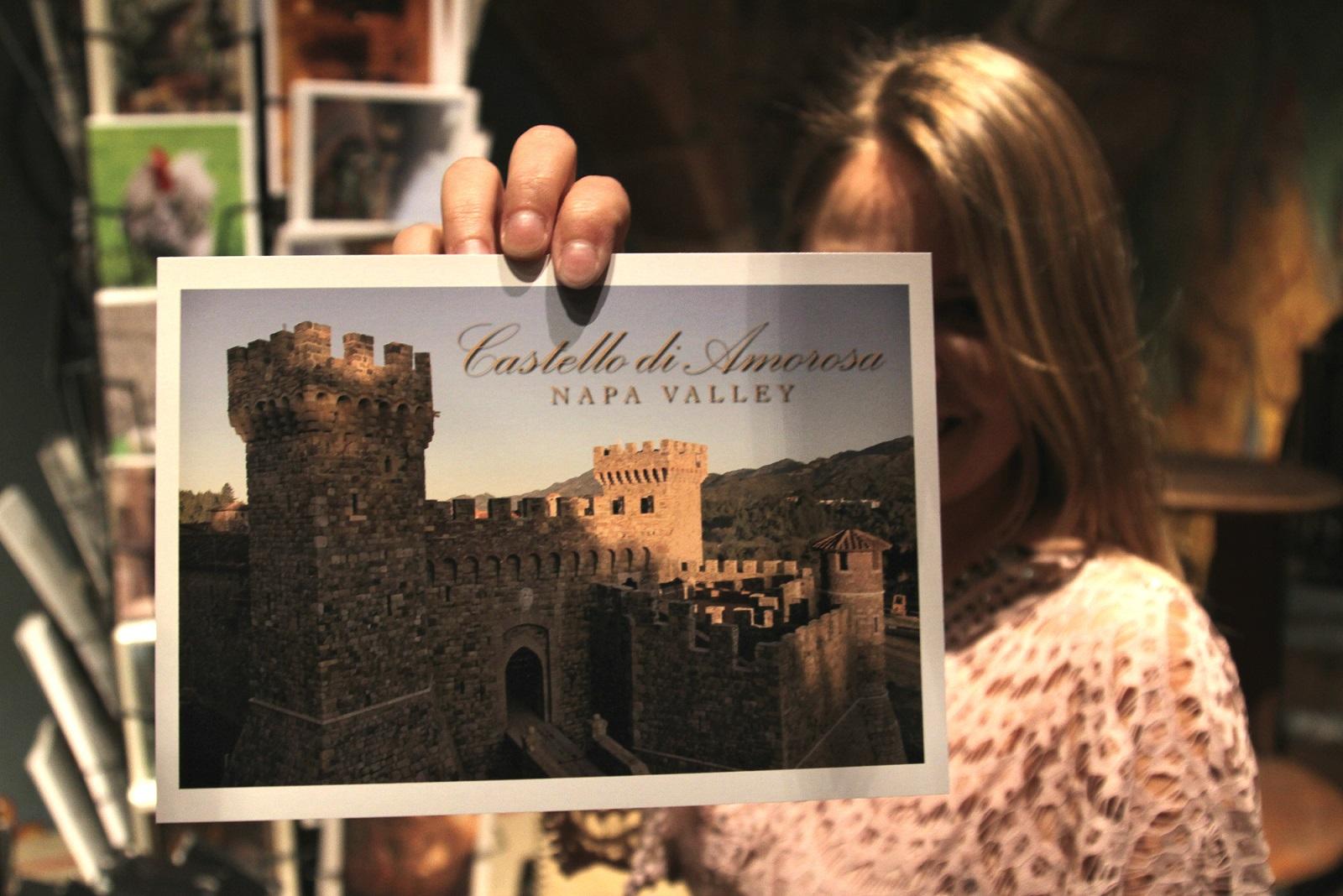 Castello Di Amorosa Napa Valley