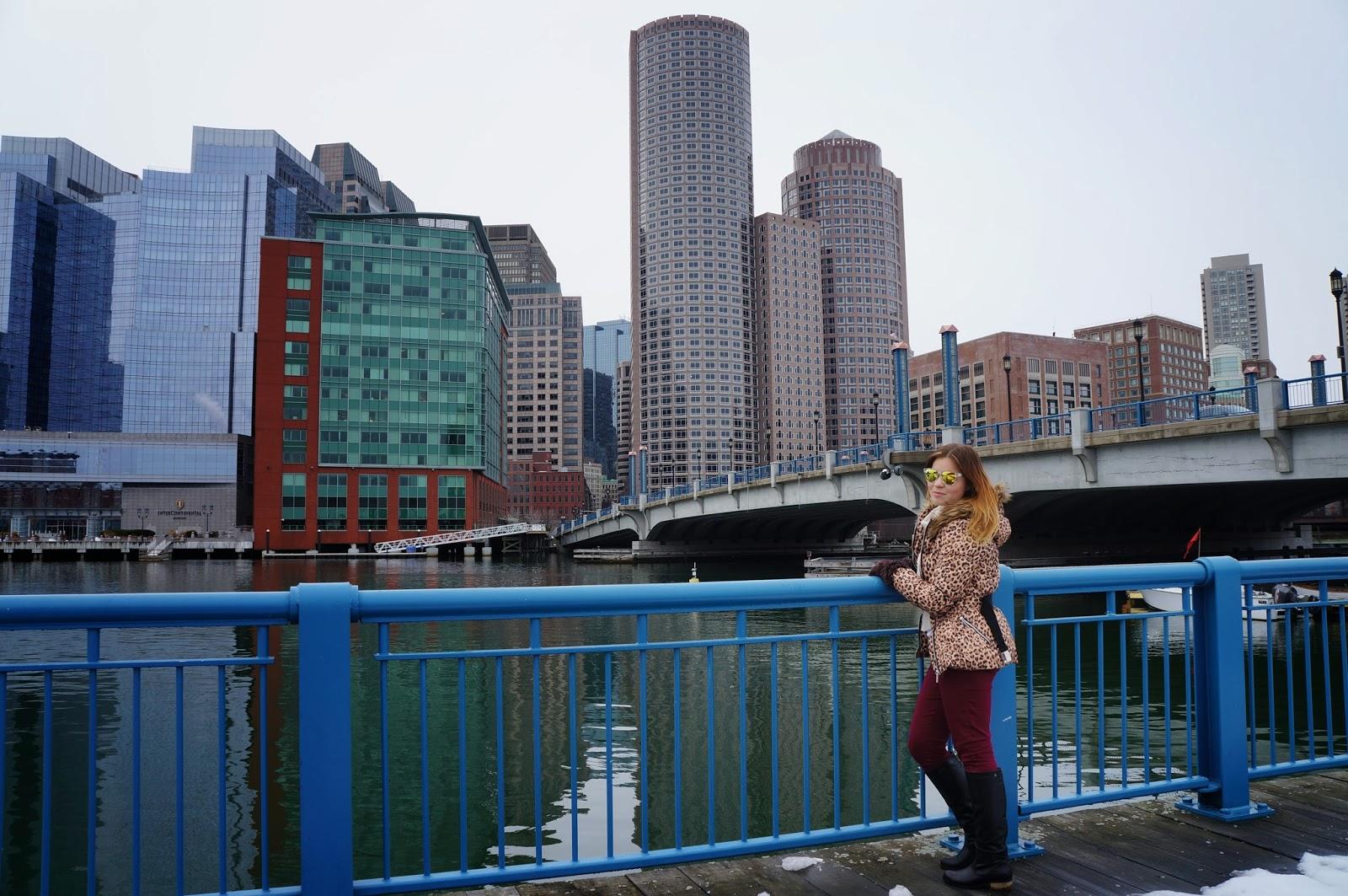 Winter Getaway To Boston