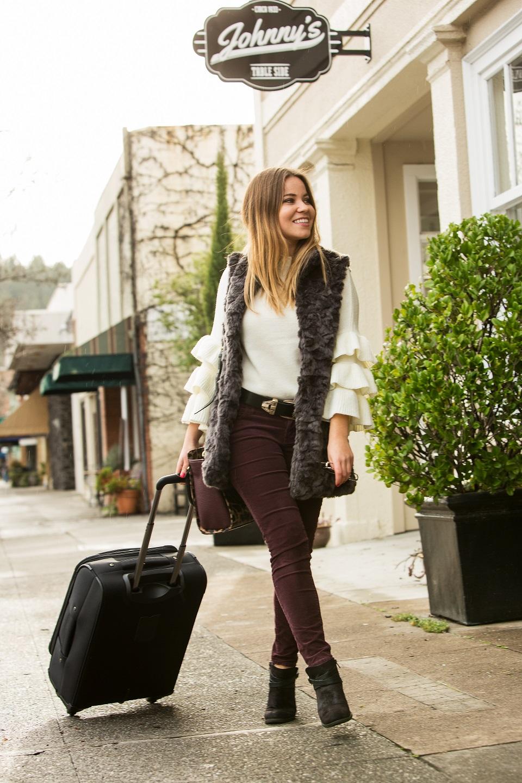 Mount View Hotel & SPA Calistoga Napa Valley blogger