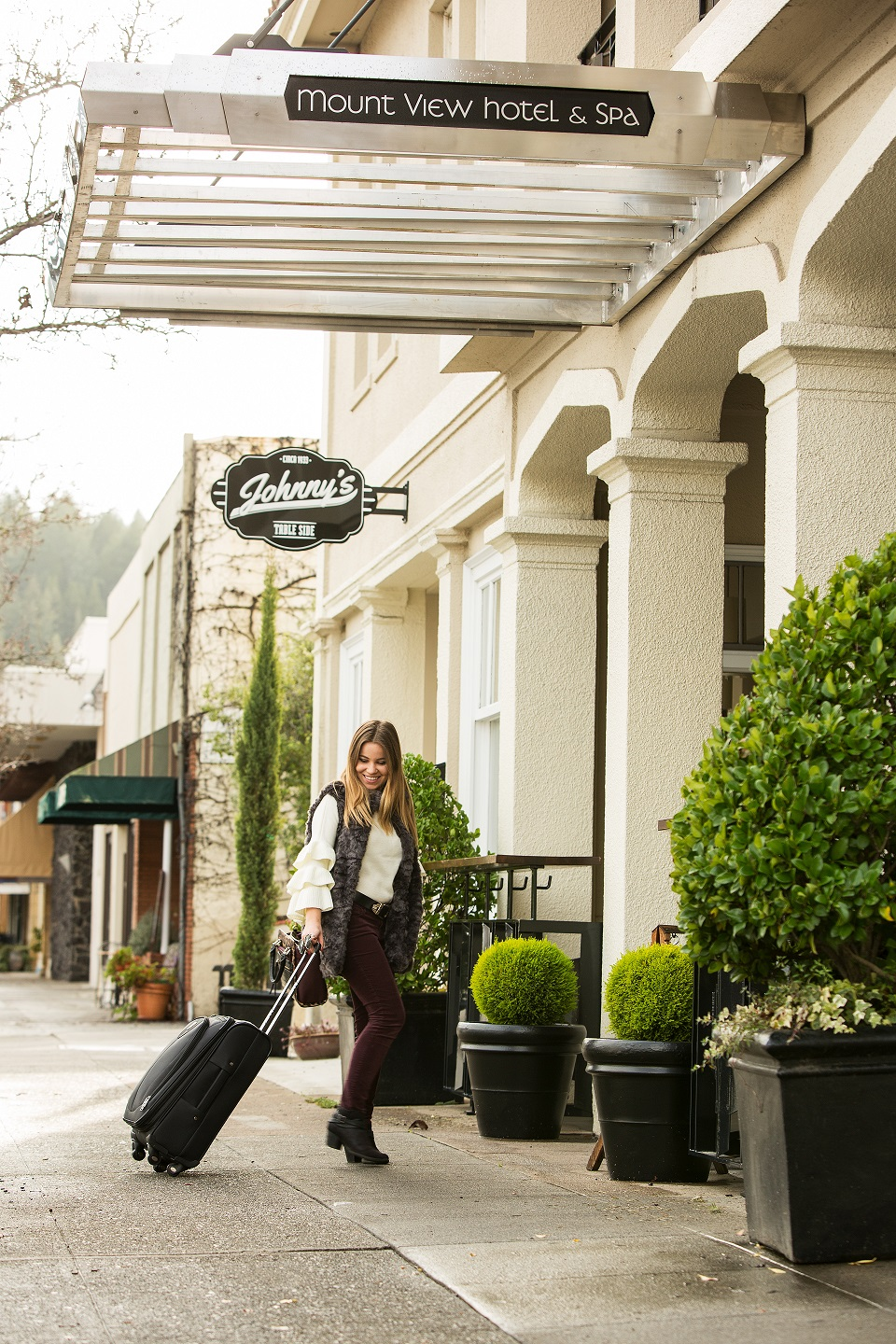 Mount View Hotel & SPA weekend escape Calistoga
