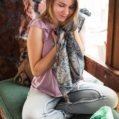 ensemble box subscription travel fashion inspired box scarf