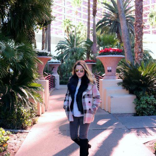 Vegas winter style