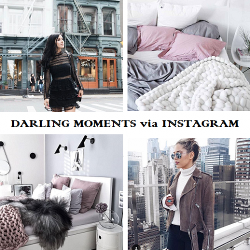 darling moments via Instagram