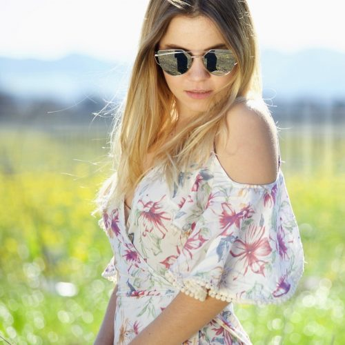 perfect dress for spring Boho Lifestyle - Copy