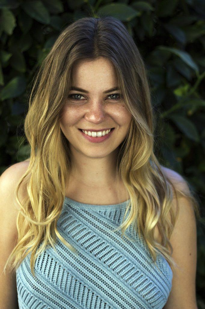 effortless waves tutorial Napa Valley blogger