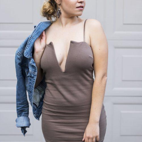 bodycon dress Shein