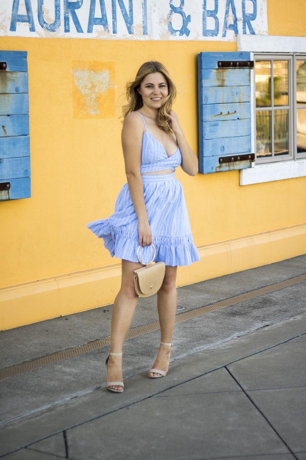 shop the mint summer look by Shenska