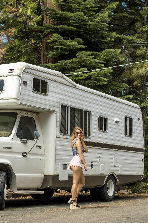 Lake Tahoe vacation style with Boho Lifestyle