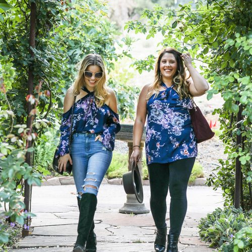 one top two ways Napa blogger Boho Lifestyle boutique