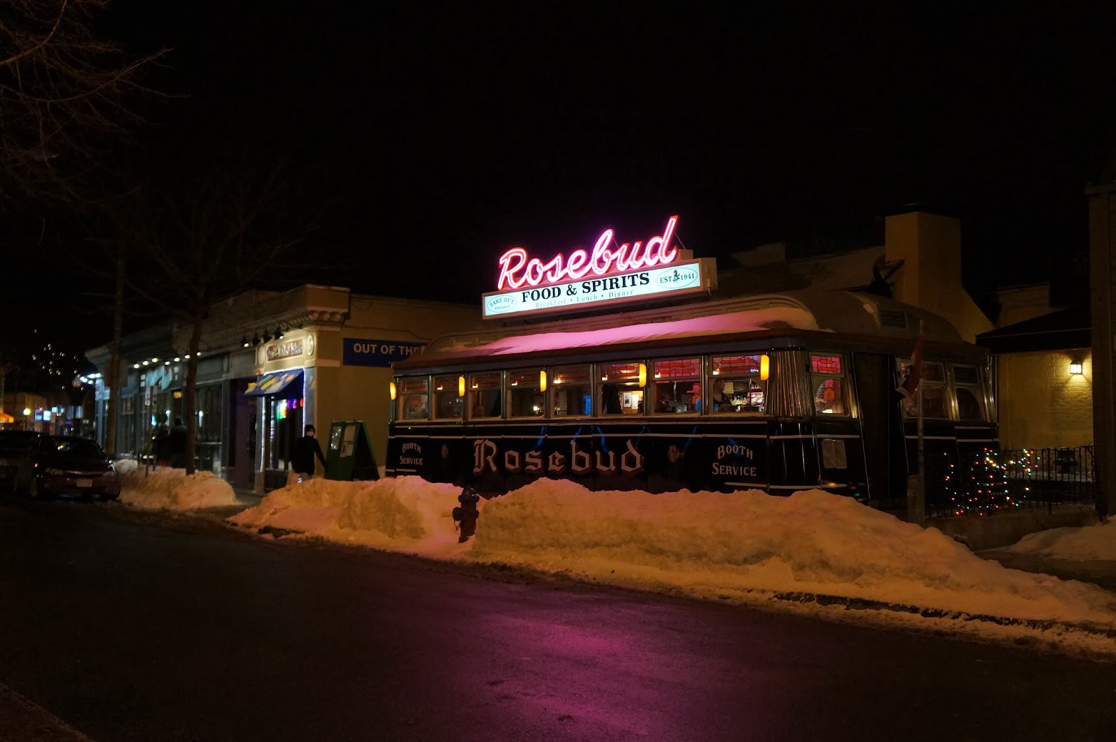 Rosebud in Somerville