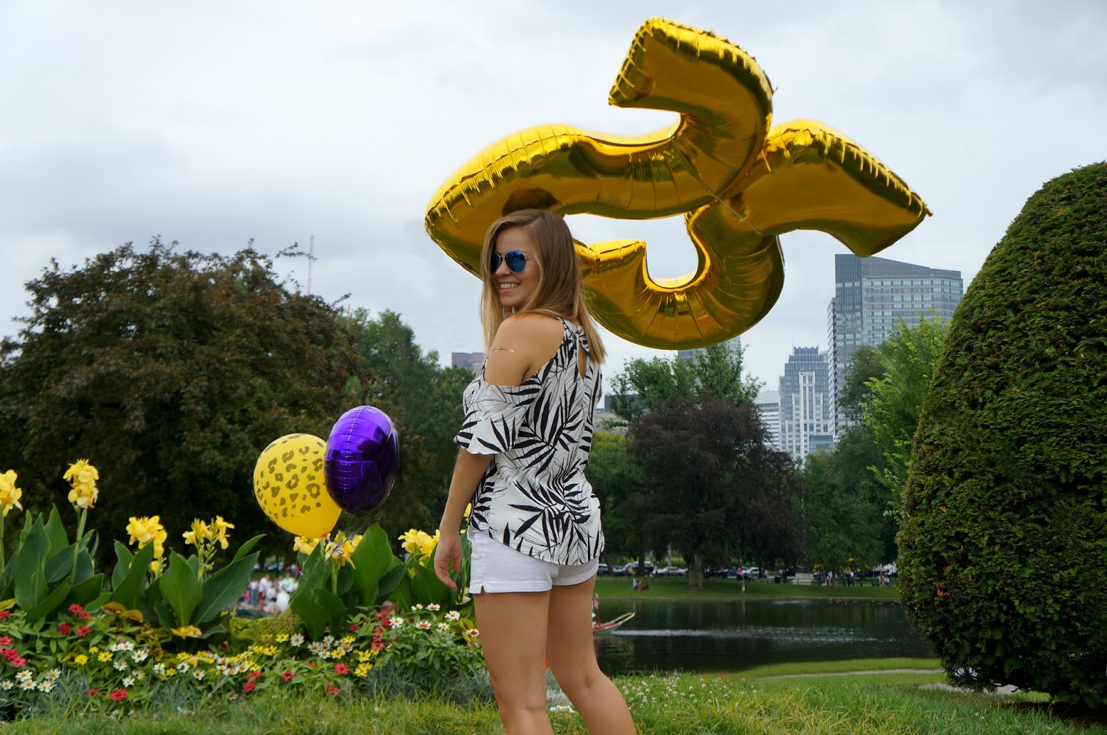 25th birthday photo shoot in Boston