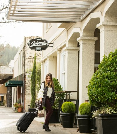 weekend escape Calistoga Mount View Hotel & SPA