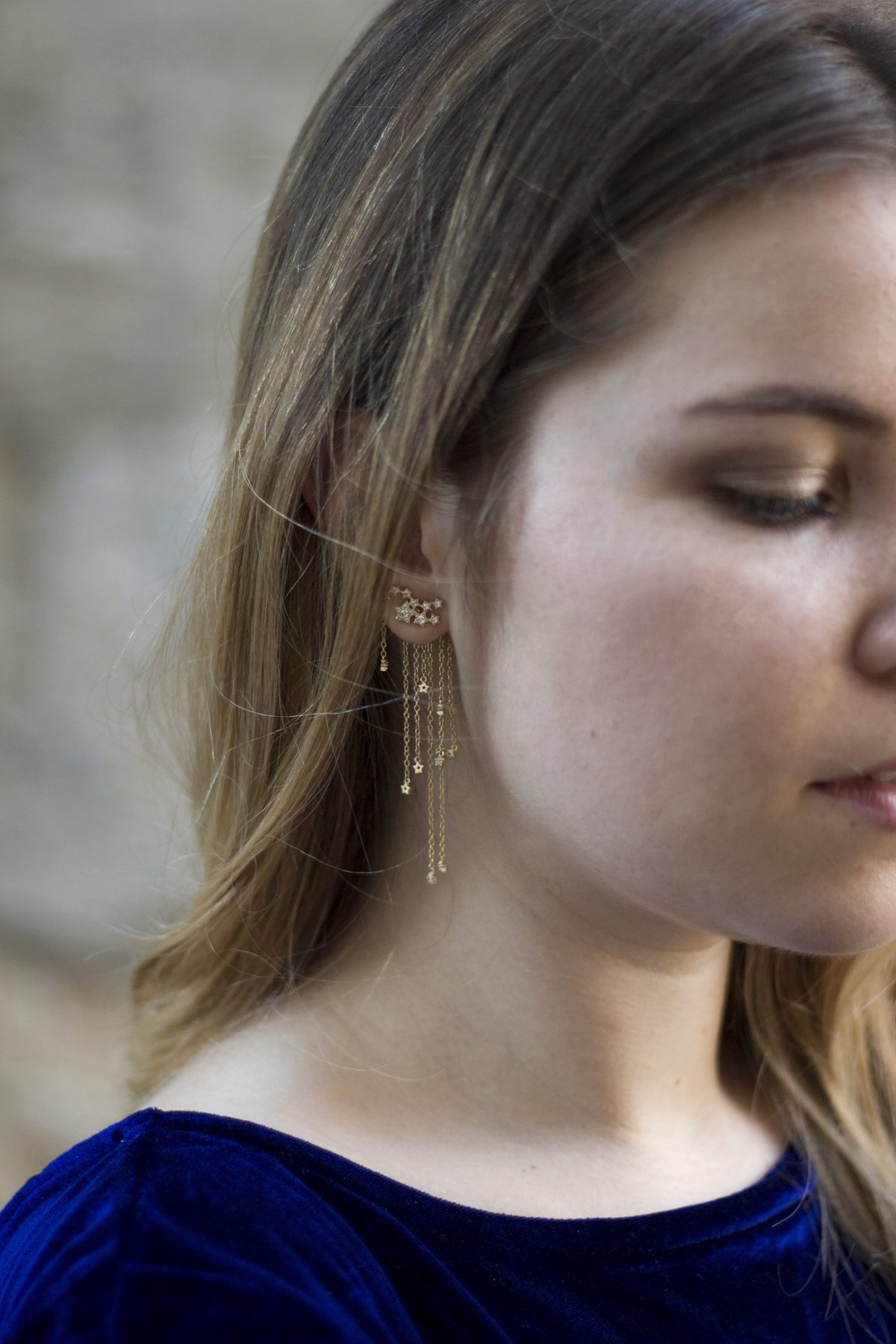 Kate and Kate star earrings Shahimi