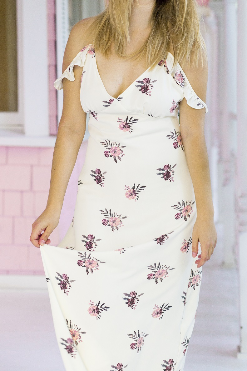 Napa Valley summer style dress Honey Punch