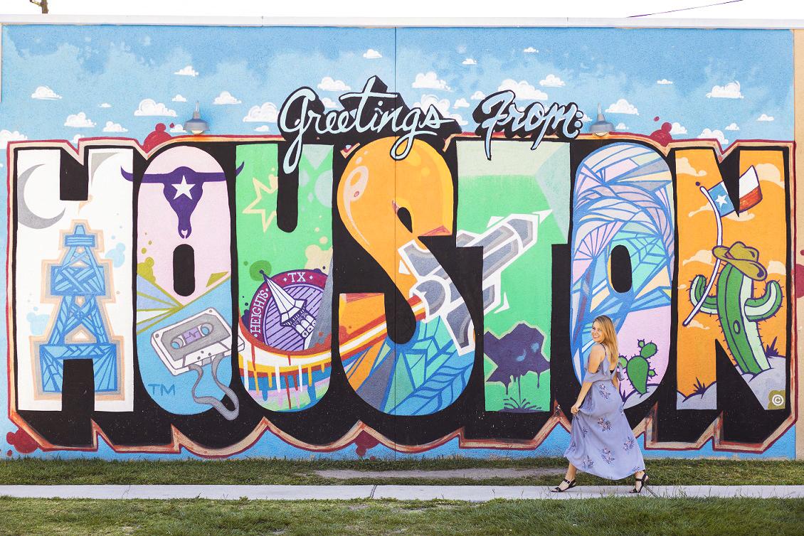 houston graffiti wall Texas