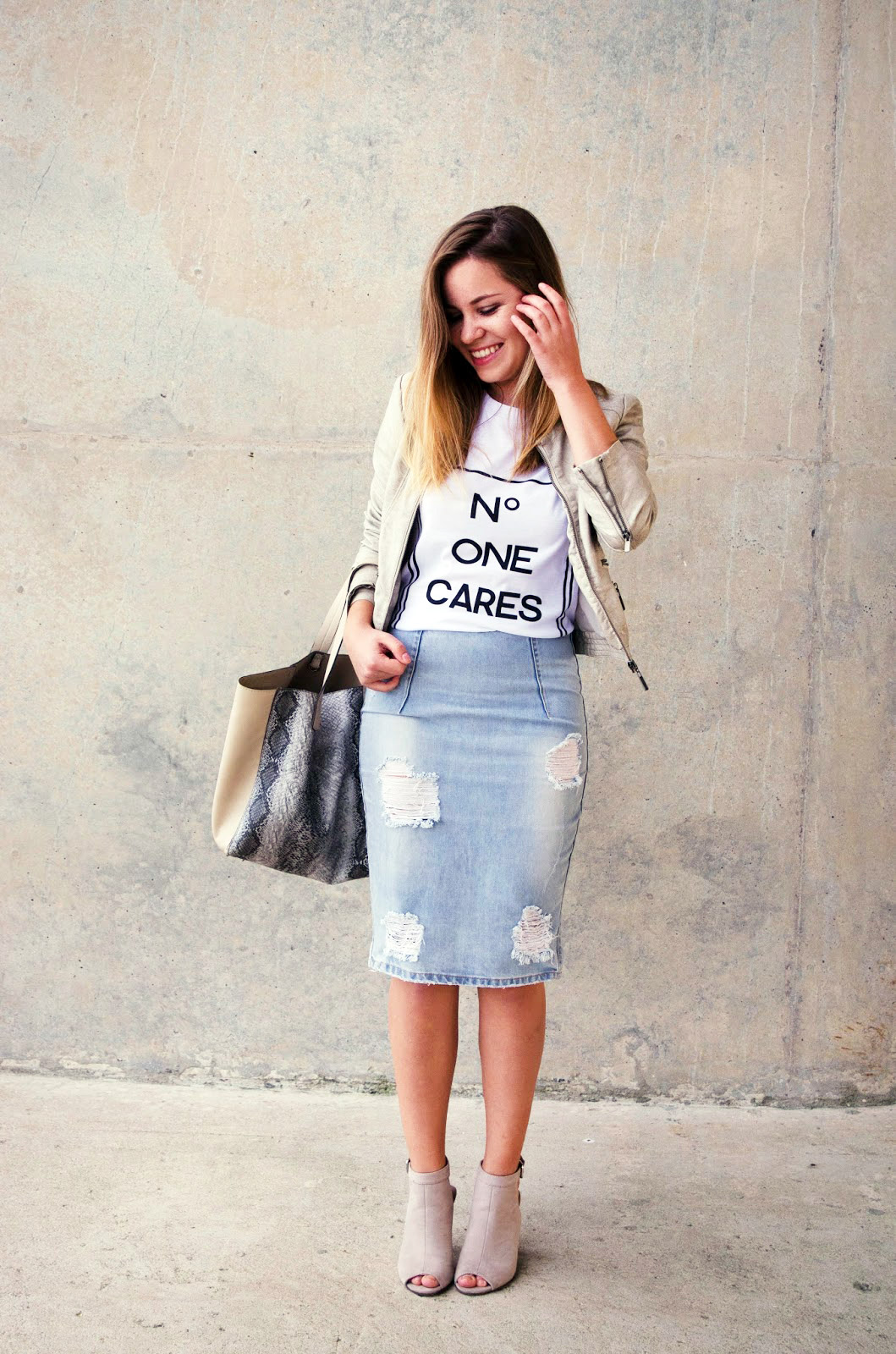 how to casual tee
