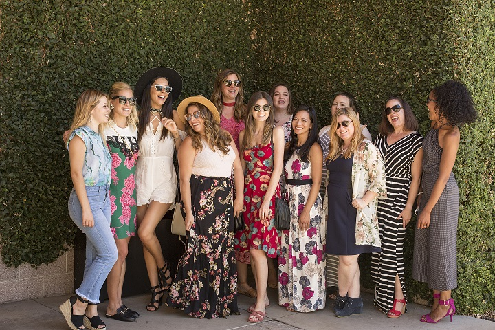 Wine Country Blogger Meetup