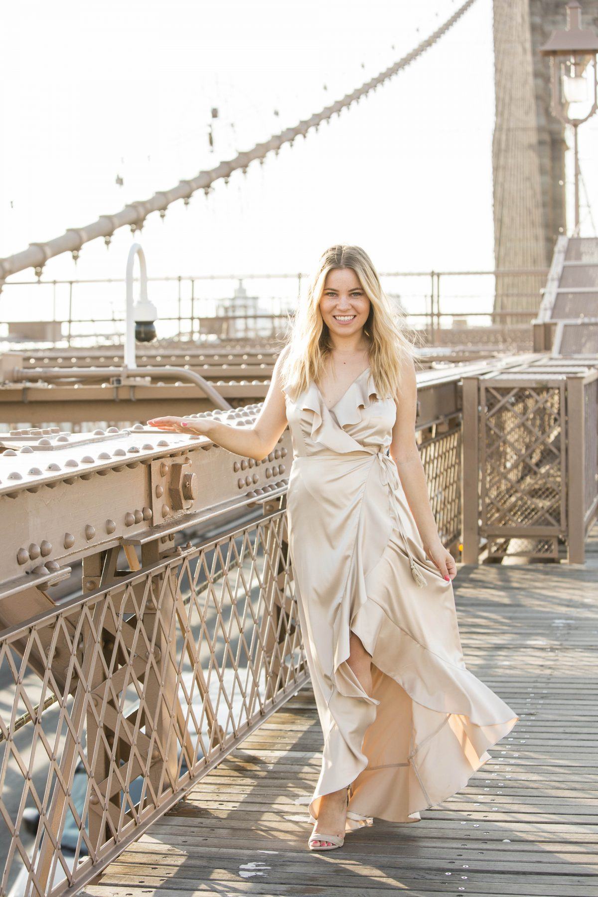 Honest Thoughts on Blogging - NYC photoshoot