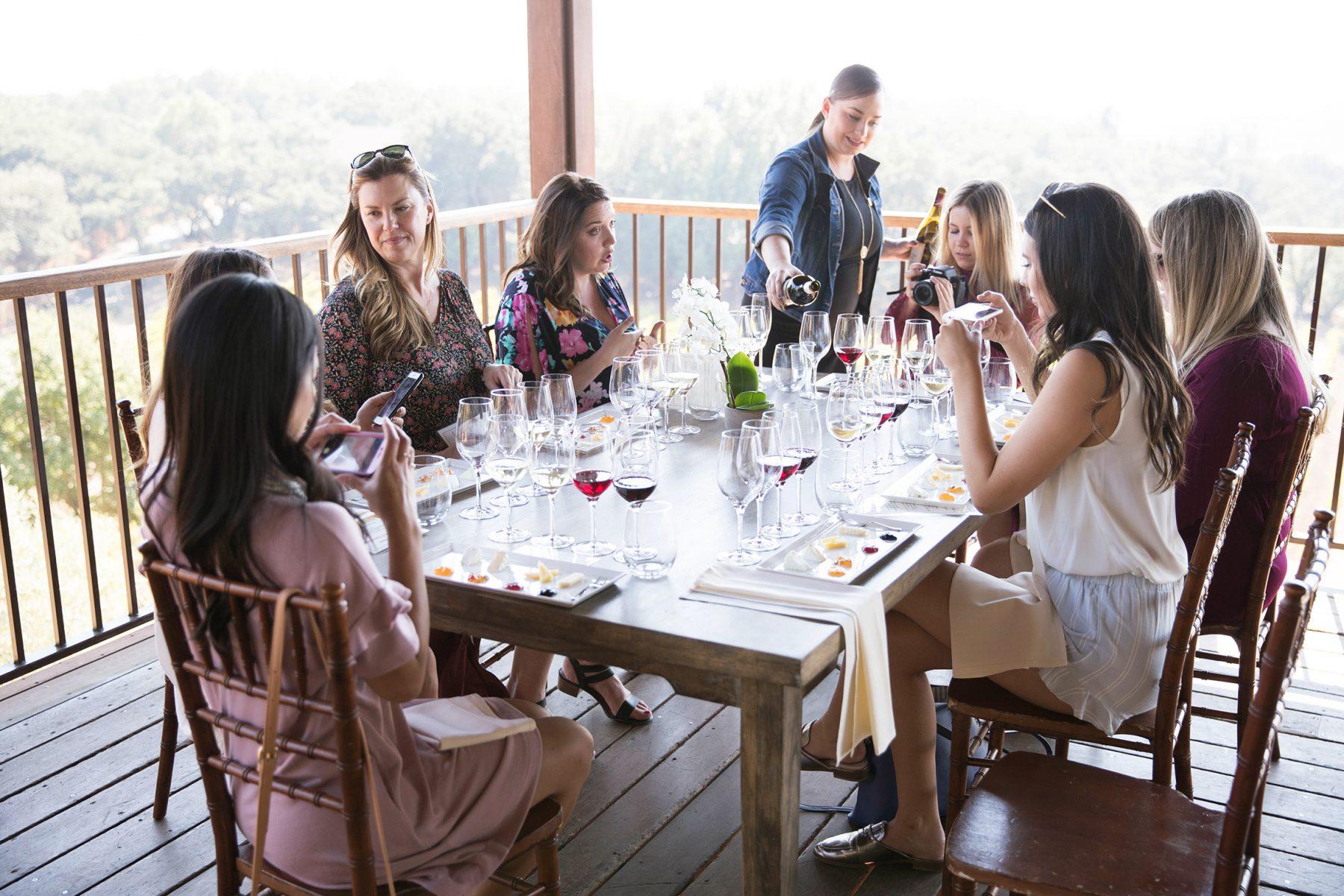 Paradise Ridge wine tasting Santa Rosa