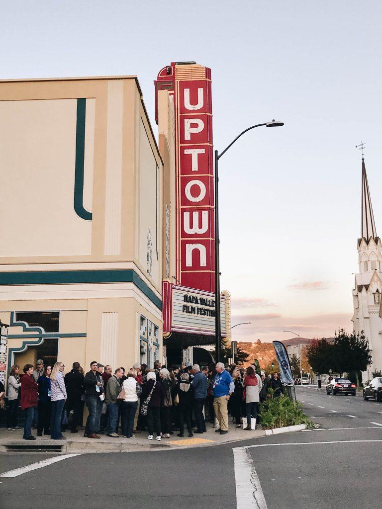 Napa Film Festival Uptown Theatre