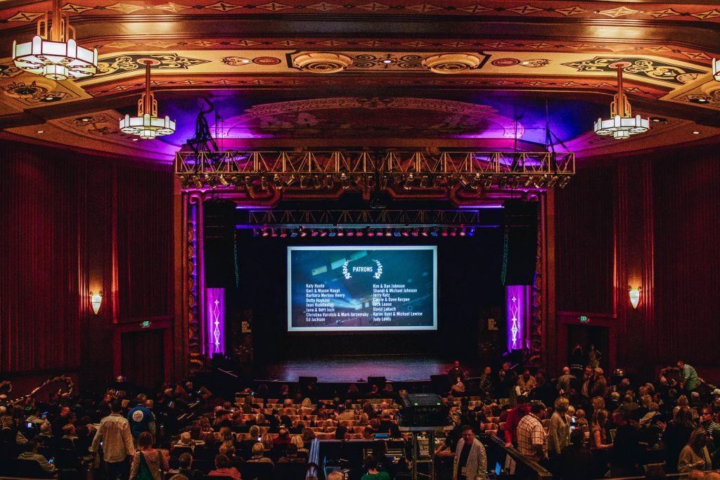 Uptown Theatre Film Festival Napa