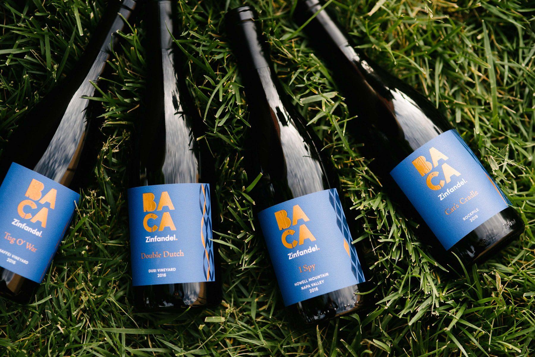 BACA Wines Zinfandel Release