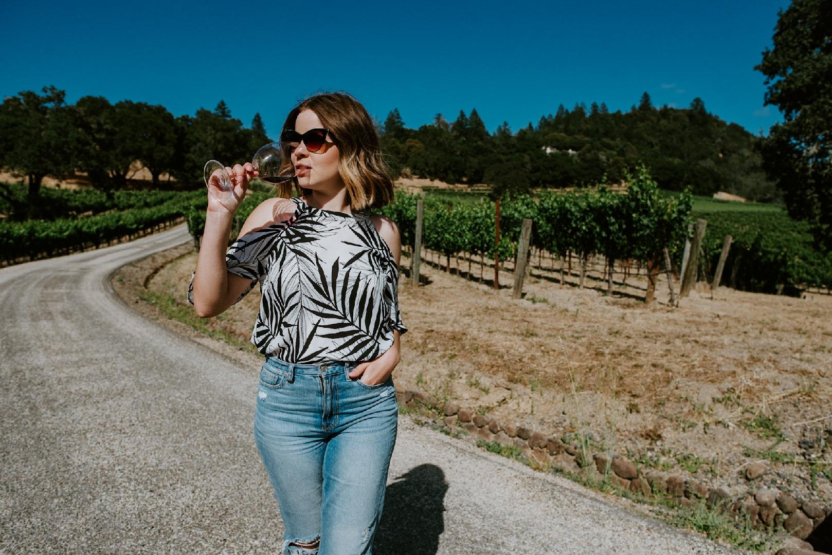 Medlock Ames Winery Sonoma County