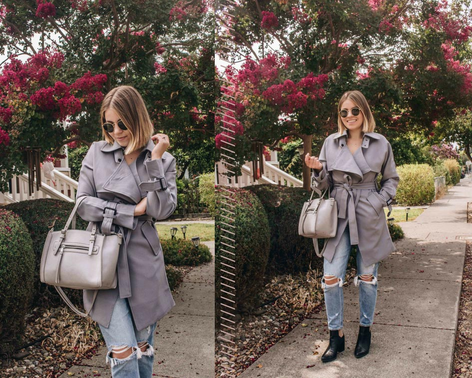Transitioning into Fall with Chicwish and Linkup