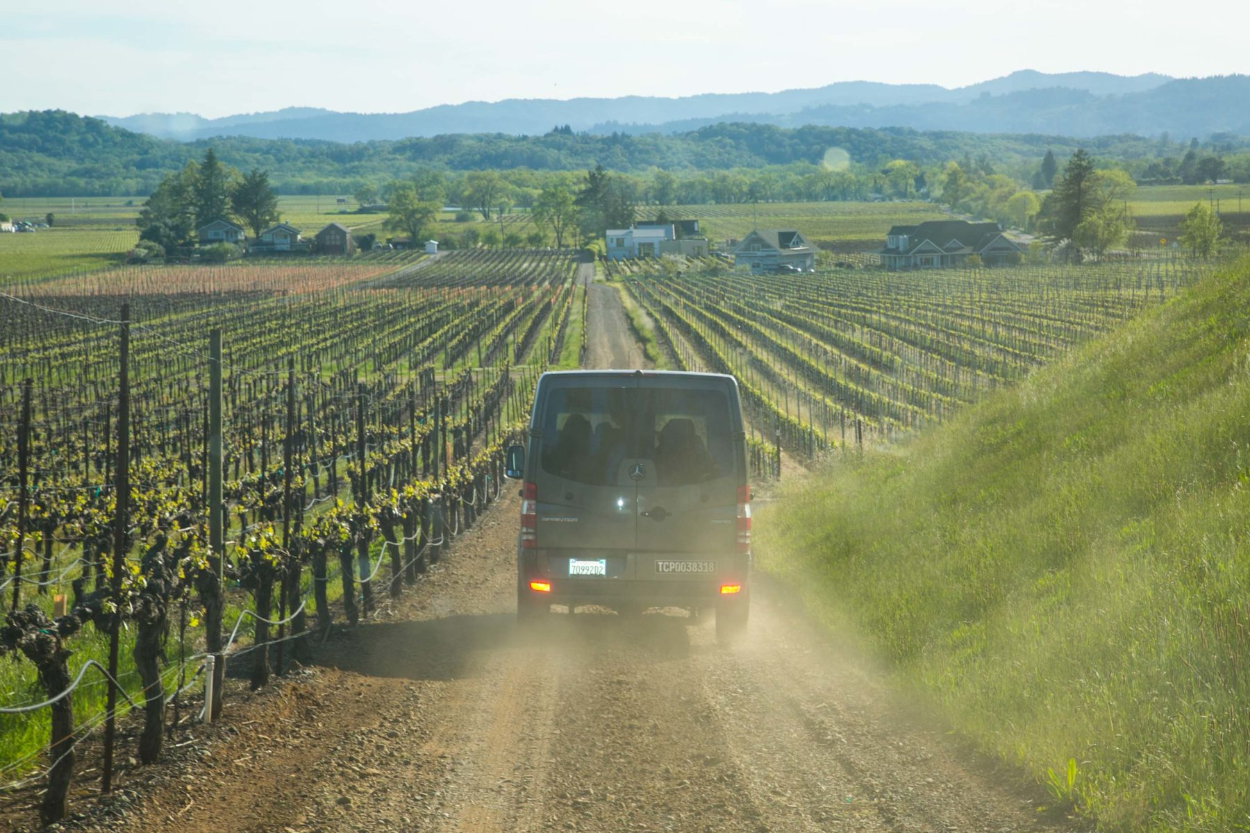 Alexander Valley tour