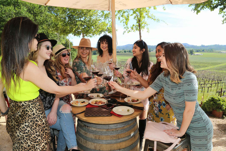 Experience Alexander Valley wine tasting
