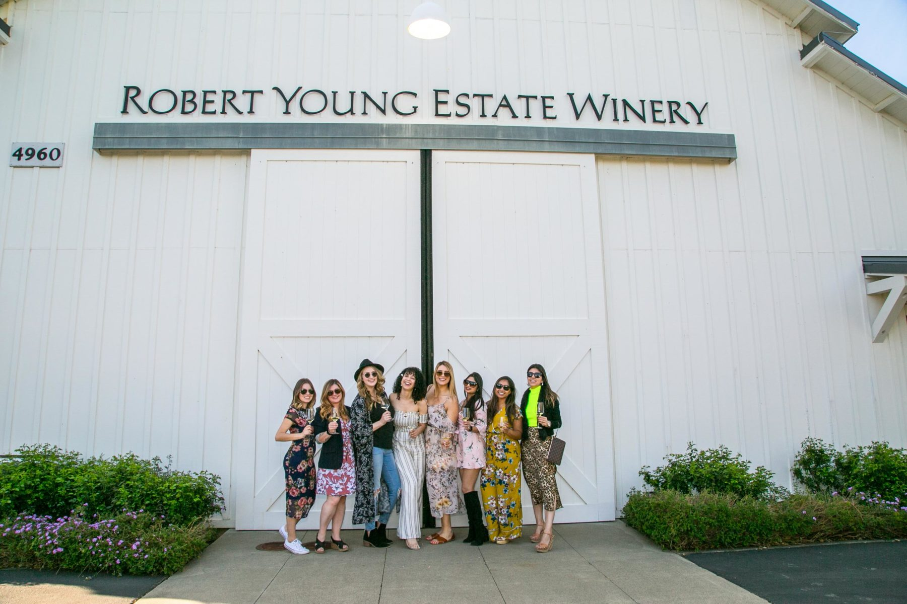 Robert Young Winery Healdsburg