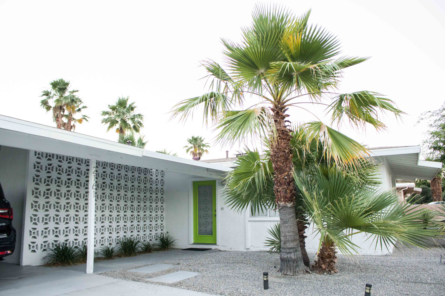 Palm Springs Atomic Ranch Airbnb