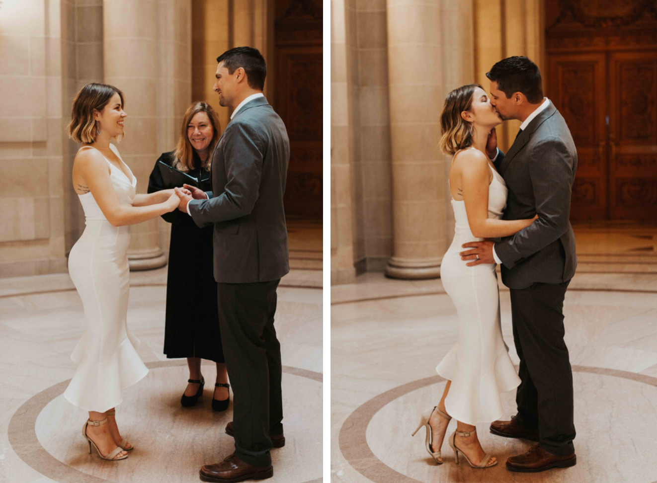 SF City Hall intimate wedding_