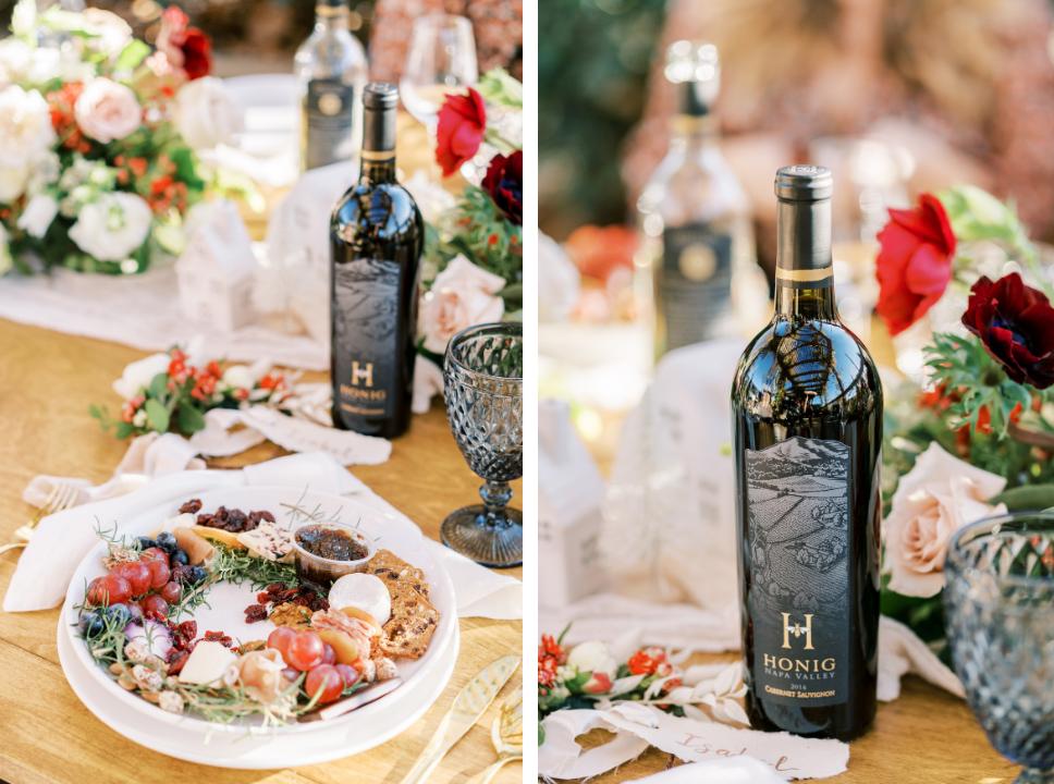 Honig Wine Cabernet Sauvignon_